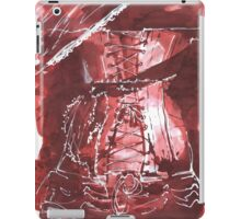 Brown Corset iPad Case/Skin