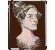 Ada Lovelace - The First Computer Programmer iPad Case/Skin