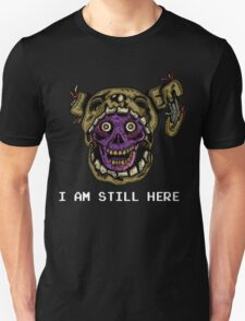 Spring Trapped - purple variant Unisex T-Shirt