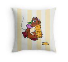 Gus Gus Throw Pillow