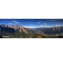 mountains mountains mountains Photographic Print