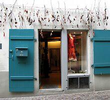 Hanging Chillies by joewdwd