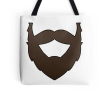 Beards are life. Tote Bag