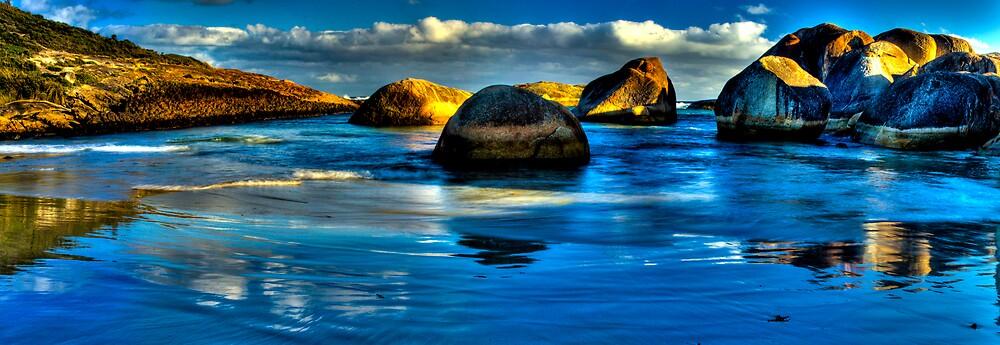 Elephant Rocks by Sheldon Pettit