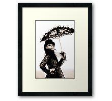 mary poppins? Framed Print