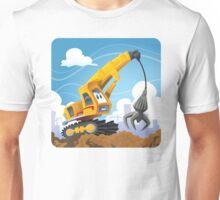 Claw Crane Unisex T-Shirt