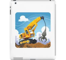 Claw Crane iPad Case/Skin