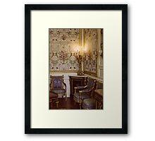 Rococo Architecture Framed Print