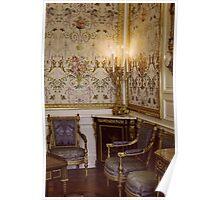 Rococo Architecture Poster