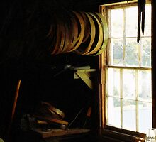 Still Life with Hoops by RC deWinter
