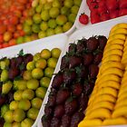 Fruit &amp; Veg Sweets Nice France by sunnykalsi