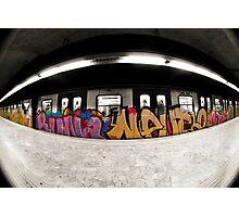 Rome Metro Photographic Print