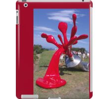 Sculpture by the Sea Exhibition 2 iPad Case/Skin
