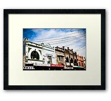 Wired Up Framed Print