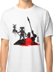 The Game of Kings, Wave Eight: The Black Queen's Pawn Classic T-Shirt