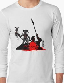 The Game of Kings, Wave Eight: The Black Queen's Pawn Long Sleeve T-Shirt