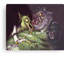 Monster Men Metal Print