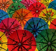 RIOT IN COLORS by RakeshSyal