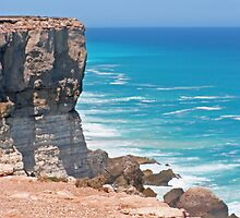 Great Australian Bight by Sarah Wherry