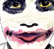 The Real Joker Sticker
