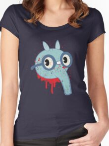 sniffles Women's Fitted Scoop T-Shirt