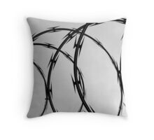 High Security Throw Pillow