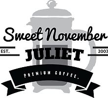November Juliet Coffee by Charlie J. Murphy