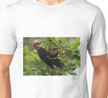 pickin berries Unisex T-Shirt