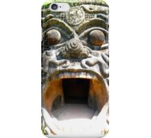 Face of Laos iPhone Case/Skin