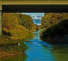 Under the bridge by cherylc1