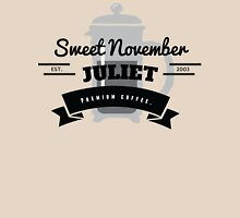 November Juliet Coffee Unisex T-Shirt