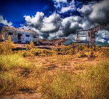 Central Lafayette Sugar Refinery, Arroyo, Puerto Rico - HDR by Aurelio Torres