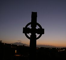Celtic Cross--Ballygunnermore Co.Waterford[Please View Larger] by Pat Duggan