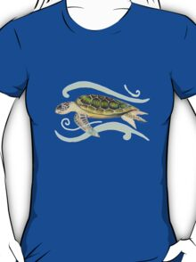 Green Turtle (Chelonia mydas) T-Shirt