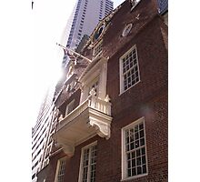 Old State House Photographic Print
