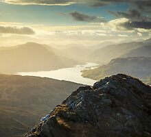 View from Ben Venue by NeilBarr