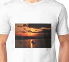 Sunrise over San Carlos Island Unisex T-Shirt