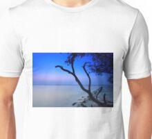 Peaceful beach Unisex T-Shirt