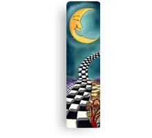 Psychedelic-Skateboard Deck Graphic Canvas Print