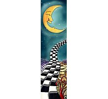Psychedelic-Skateboard Deck Graphic Photographic Print
