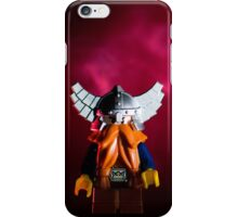 Angry Dwarf iPhone Case/Skin