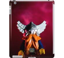 Angry Dwarf iPad Case/Skin