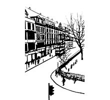 Magdalen Street Photographic Print