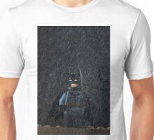 Batman in a storm Unisex T-Shirt