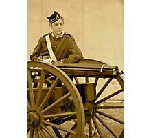 Soldier Boy Photographic Print