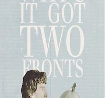 Why's it got two fronts?! by Madamesophine