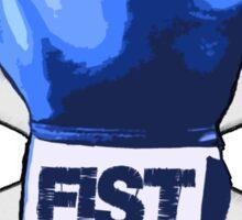 Fist t-shirt Sticker