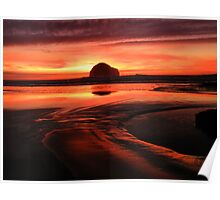 Cornwall: An Amazing Sunset Poster