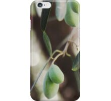 Wonderful Olives iPhone Case/Skin
