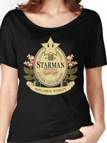 Starman Original:  Golden Stout Women's Relaxed Fit T-Shirt